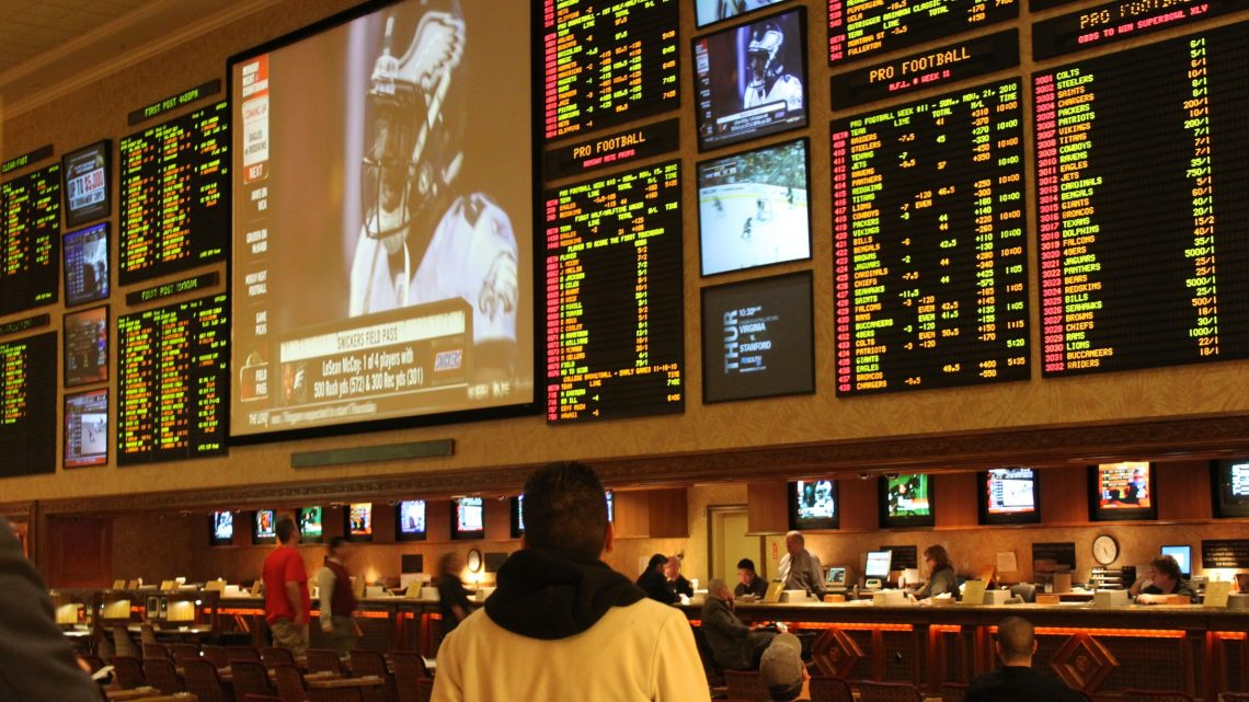 While Delighting In Online Sports Betting Sports