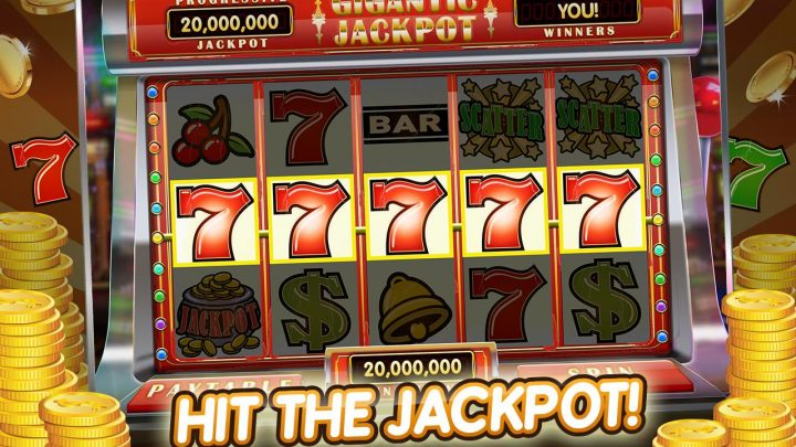 SuperSlot: Big Win, Every Spin