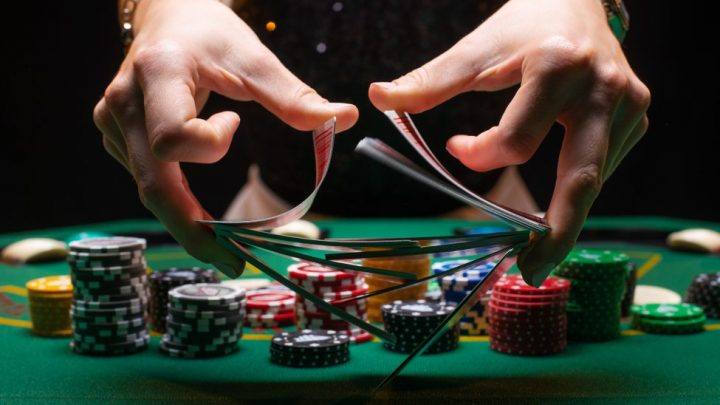 Don't Waste Time! 5 Information To start Casino.
